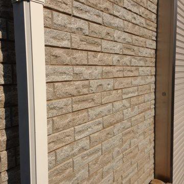 たつの市 外壁塗装 UVプロテクトクリアー 施工後