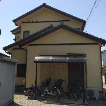加古川市 外壁塗装 塗り替え工事 施工後