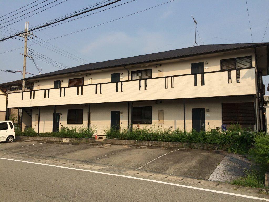 加古川市外壁屋根塗装現場写真