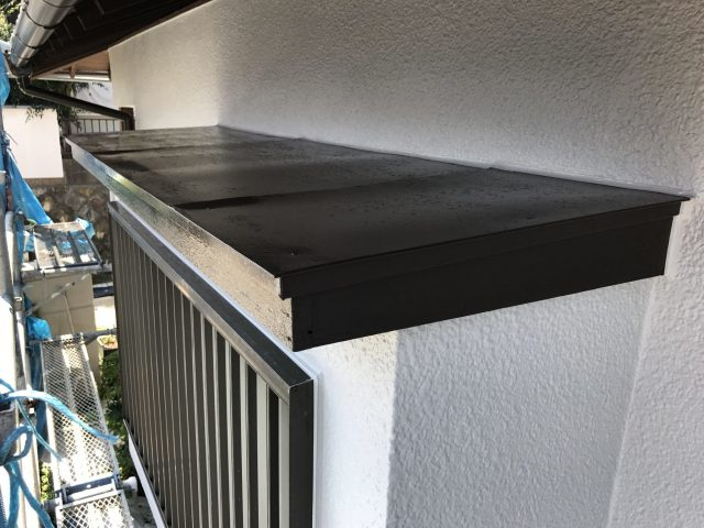 神戸市 外壁塗装 塗り替え工事 施工後