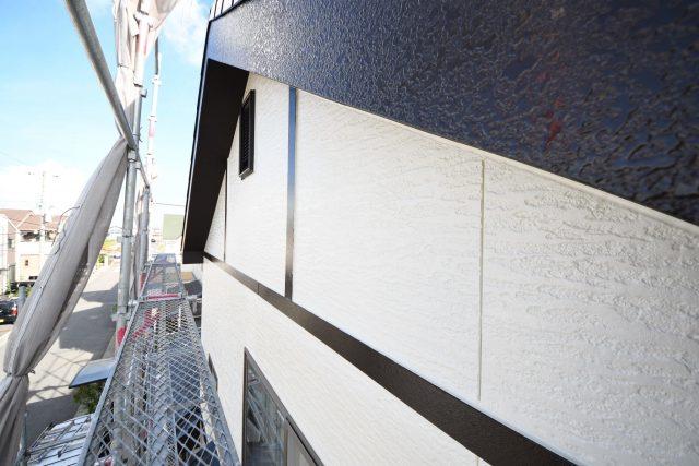 高砂市 外壁塗装 塗り替え工事 施工後