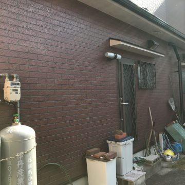 加東市 外壁塗装 塗り替え工事 施工後