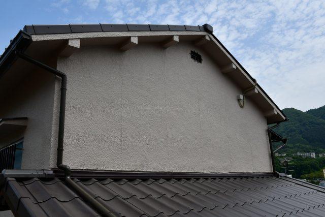 神戸市北区 外壁塗装 施工後